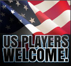 US Players Welcome