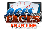 Aces and Faces Four-Line